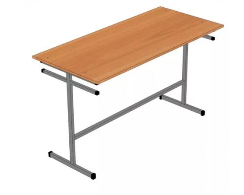 Стол обеденный для столовой 4-х местный (столешница пластик)
