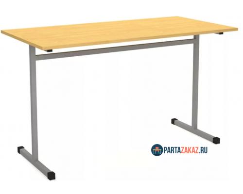 Стол обеденный для школьной столовой 4х местный ЛДСП