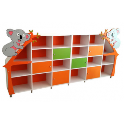 Шкаф детский для игрушек