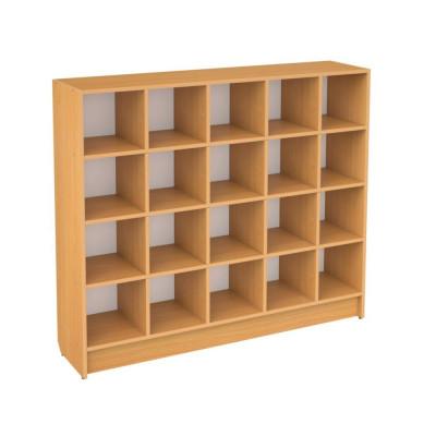 Шкаф для горшков на 20 мест 134,5x32,5x117,5