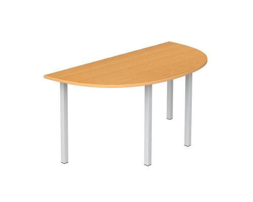 Стол игровой полукруглый 110x55x40