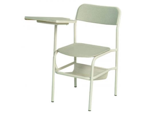 Стул  S901 для учебных классов со столиком антивандальный