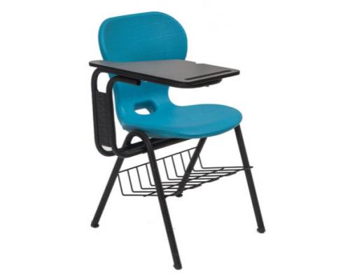 Стул  LSS15 для учебных классов со столиком и местом для вещей