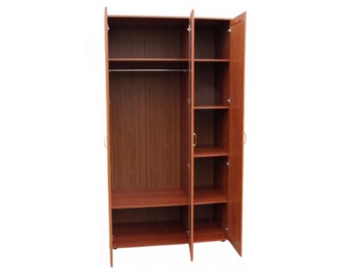 Шкаф для одежды комбинированный 3-х створчатый