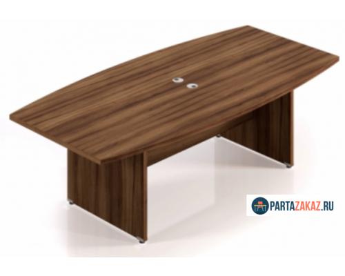 Стол для переговоров овальной формы