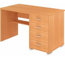 Стол офисный с ящиками